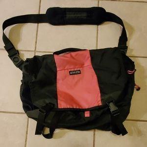 🔥🔥Athleta yoga/gym satchel bag
